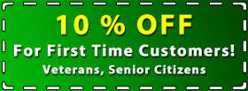 Amazing Tree Services coupon